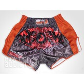 shorts,lucky elephant muay thai shorts - muay thai addict,muay thai shorts,lucky elephant shorts,lucky elephant