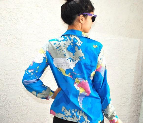 t-shirt shirt blue shirt worldwide