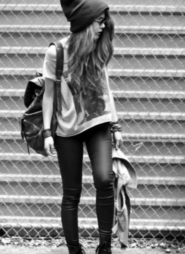 jeans black skinny skinny jeans black skinny jeans shirt bag jewels jacket hat