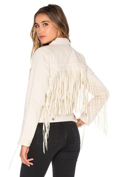 BLANKNYC jacket tan