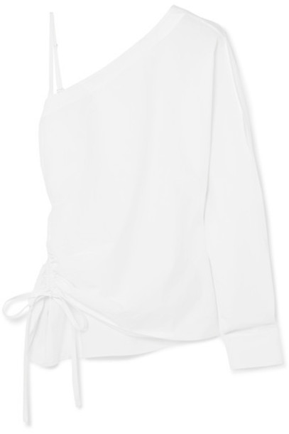 T by Alexander Wang top white cotton