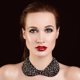 jewels jewelry col claudine kristina pelakova