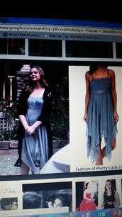 dress,pretty little liars,alison dilaurentis