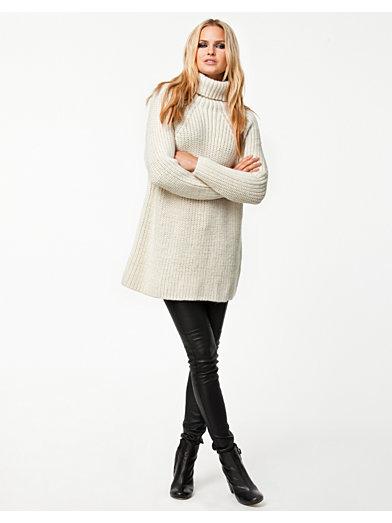 Thess Knit Top - Carin Wester - Polar - Trøjer - Tøj - Kvinde - Nelly.com
