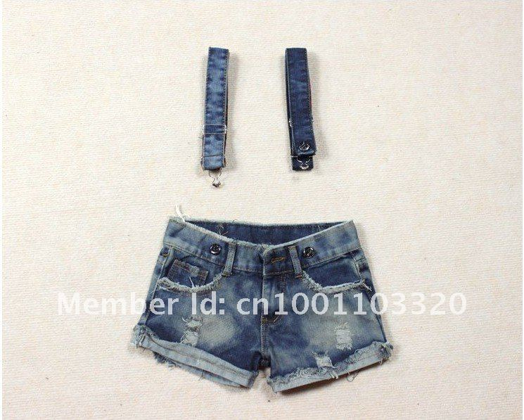 Free shipping Hotsale Summer Women Short Jeans, Pants Jumpsuit Women, Women Overalls Jeans (5pcs/lot)-in Shorts from Apparel & Accessories on Aliexpress.com