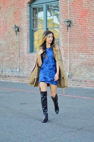 cuppajyo blogger coat dress shoes jewels