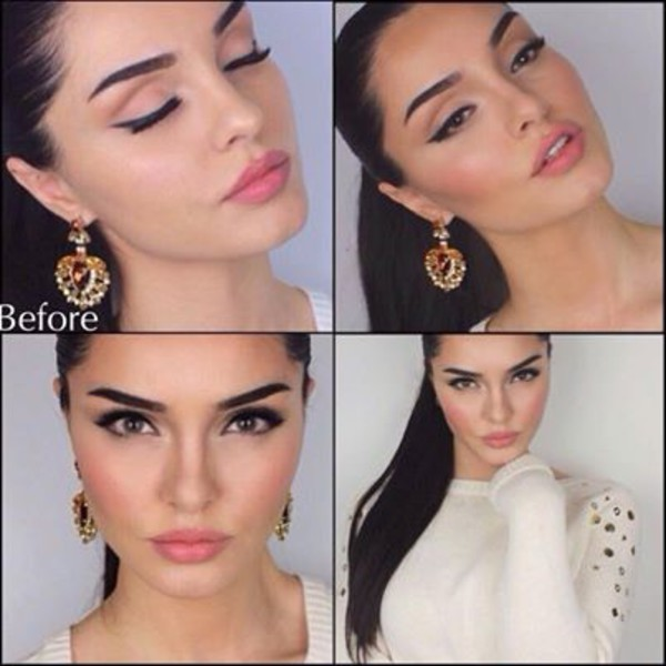 make-up makeup palette eye makeup party make up natural makeup look face makeup blogger tutorials