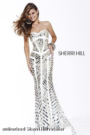 Hill 2013 Evening Dresses by Sherri Hill Sherri Hill 2813 Sherri ...