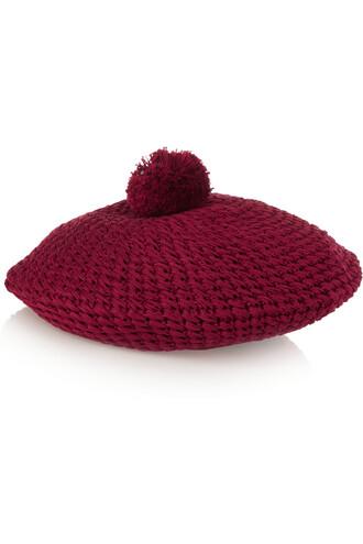 beret cotton hat