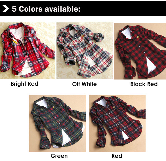 Plaida flannel shirt