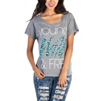 LoveMelrose.com From Harry & Molly | YOUNG WILD & FREE TOP