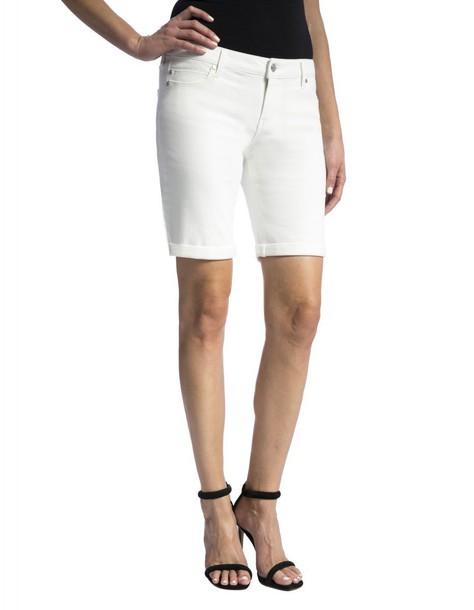 Liverpool bermuda white bright shorts