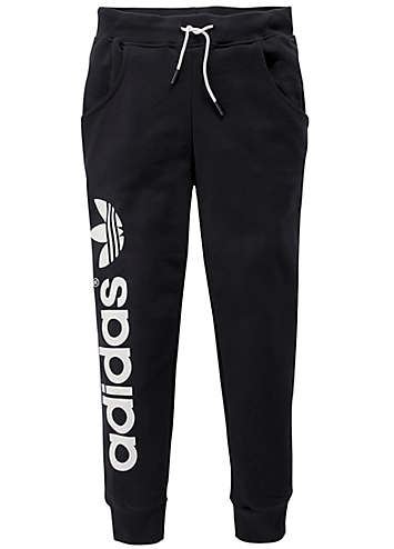 Adidas Originals Baggy Sweatpants | Womens Sportswear | Sports & Leisure | Freemans
