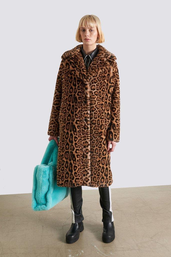 Beige Fanny Coat