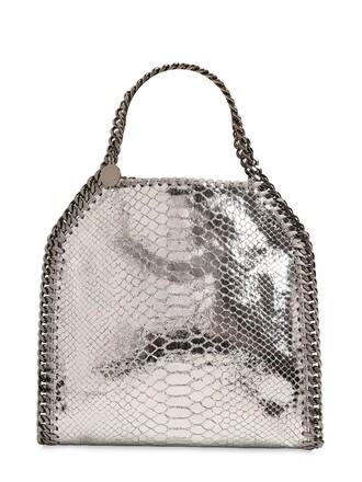 mini metallic bag metallic bag silver