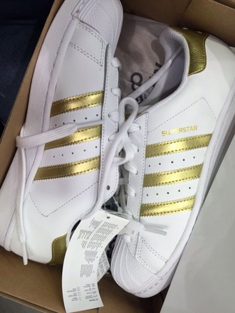 shoes adidas kareem campbell zapatillas mujer girl oro colorful gold adidas superstars adidas originals girls sneakers