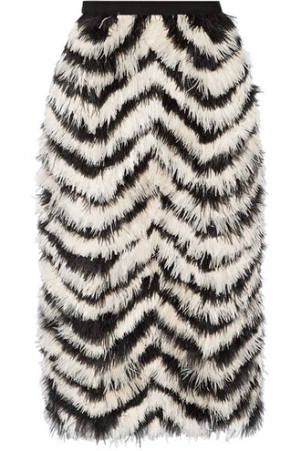 skirt zebra print zebra print