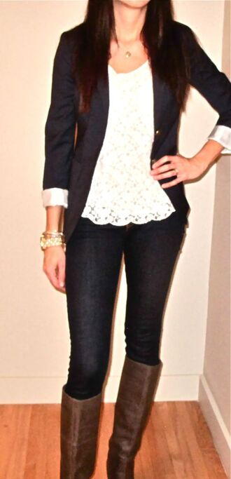 jacket black blazer