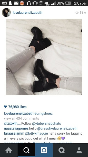 shoes boots black booties booties