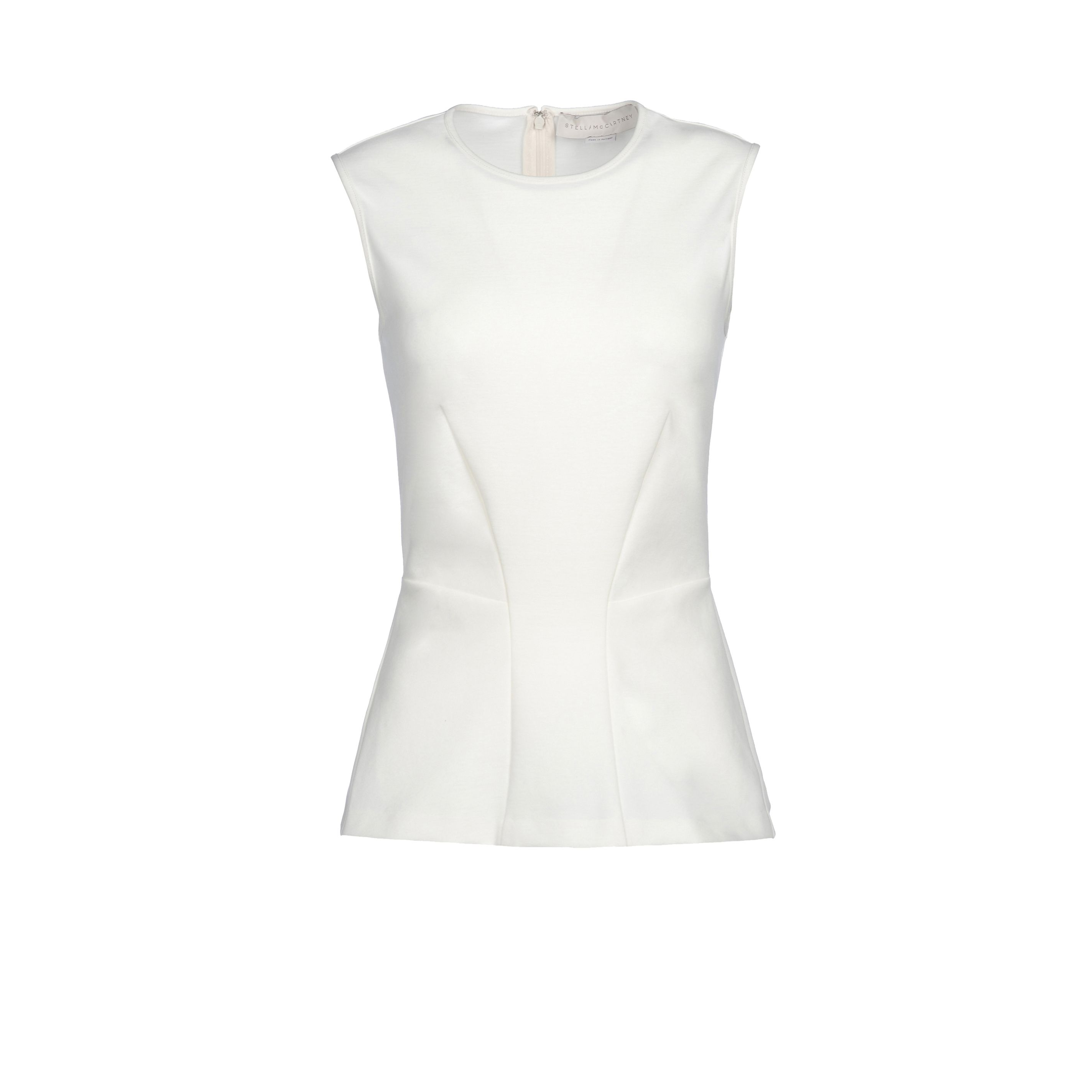 Stella McCartney - Compact Jersey Top - Shop at the official Online Store