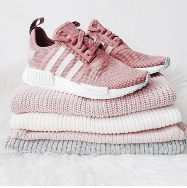 huge discount d8ca2 a0314 shoes rose pink adidas adidas shoes sportswear girl girly