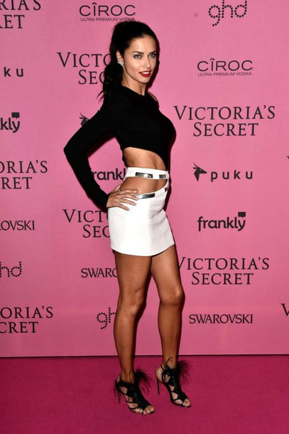 how to get a body like a victoria secret model
