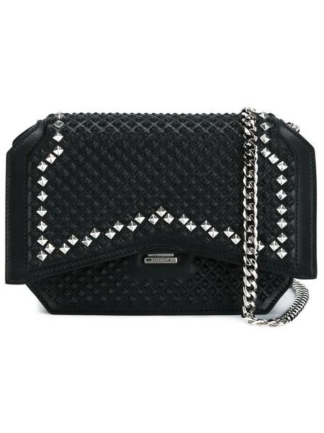 Givenchy bow women bag shoulder bag black