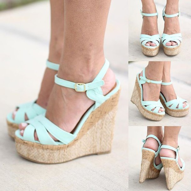 7fdf7c436 Buy cute wedges for summer cheap