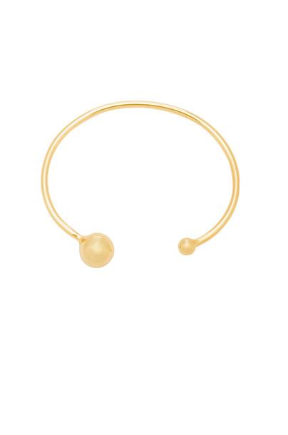 gorjana Newport Cuff in gold / metallic
