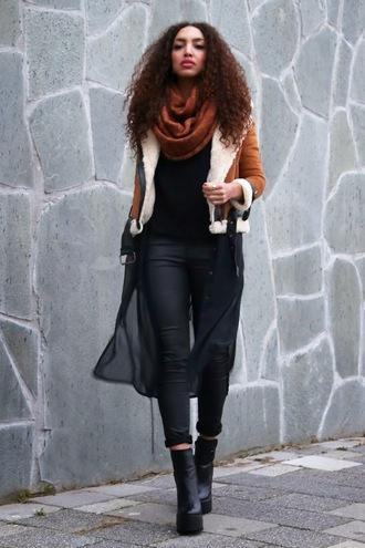 from hats to heels blogger coat jacket top jeans shoes black girls killin it high heels