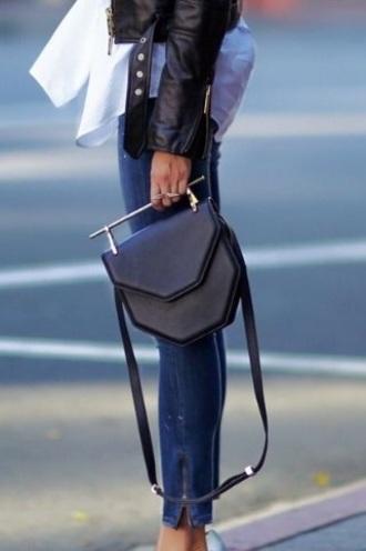 bag shoulder bag black bag
