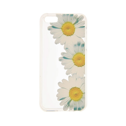 Daisy Phone Cover- iPhone 5C Compatible, Festival, Festival Accessories, all, Phone Cases, Phone & Tablet Accessories, iPhone 5C Compatible, Accessories, Holiday Shop, Phone Cases, Your Fave's, Accessories Fashion trends, accessories and jewellery for young women