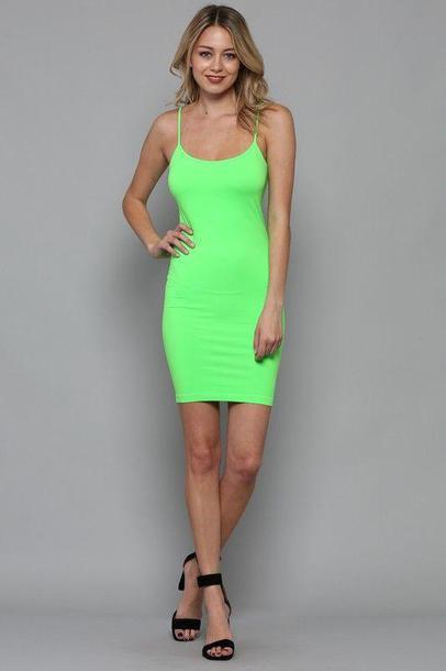 2ada2c4a036 dress forever basics basic basic tank dress basic dress seamless seamless  bodycon dress camisole camisole dress
