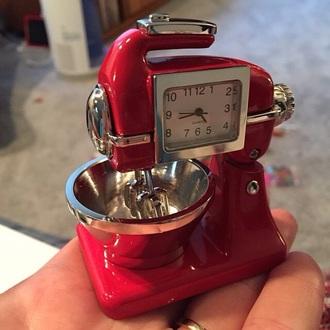 home accessory clock