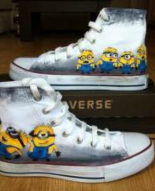 shoes moi moche et mechant minions