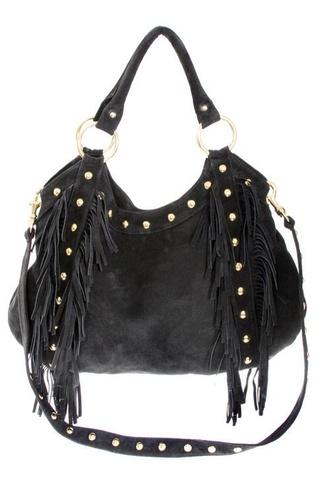 bag fringes chain big strap style