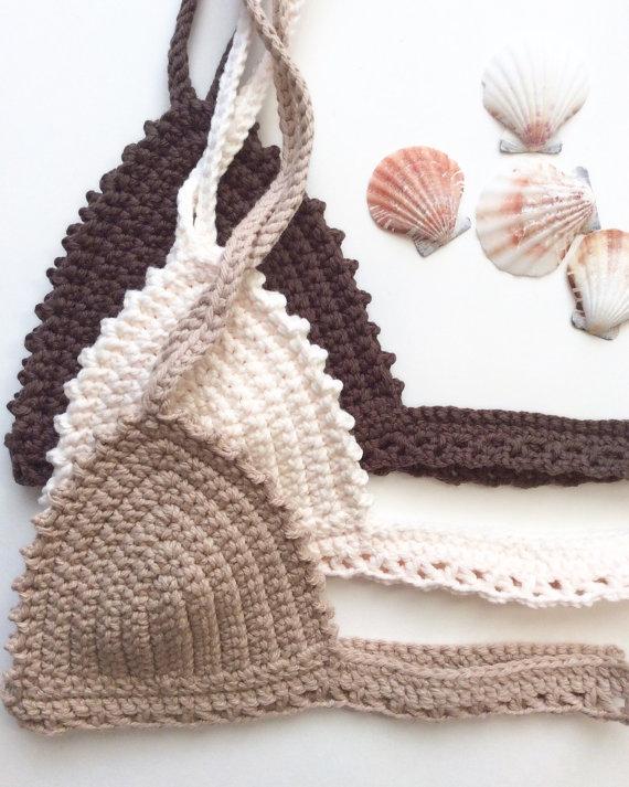 SALE!!! Crochet top bralette