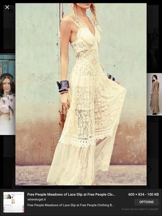 dress free people wedding dress bohemian