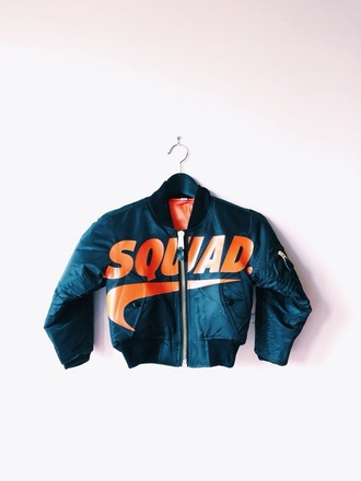 jacket nike squad jacket nike squad check upside down nike bomber jacket nike air green jacket nike sweater coat