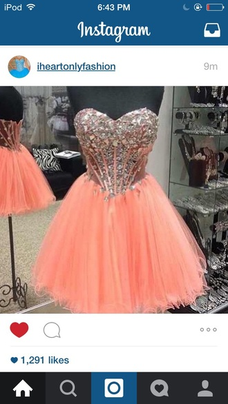 dress coral dress high waisted shorts style