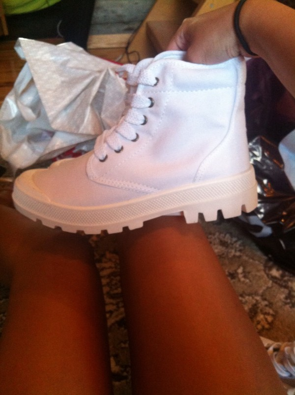 shoes timberland lookalike boots chunky heels