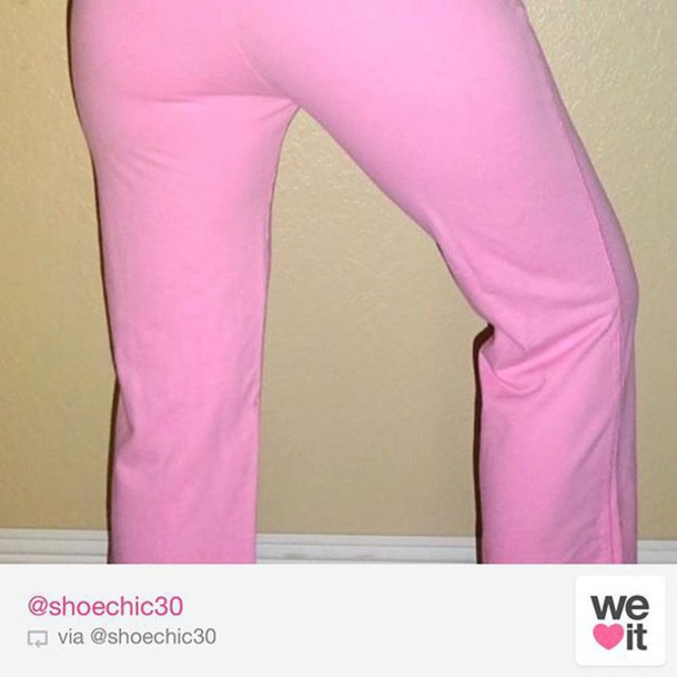 538058c809397 pants victoria's secret ebay shoechic30 fashionistas sexy pants yoga pants  yoga yoga tights pink pink by