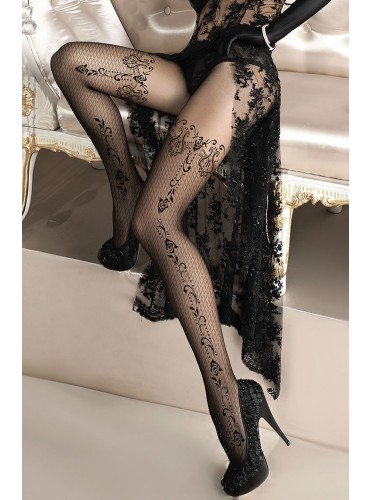 Hosiery - Ballerina 135 Tights Nero - Black