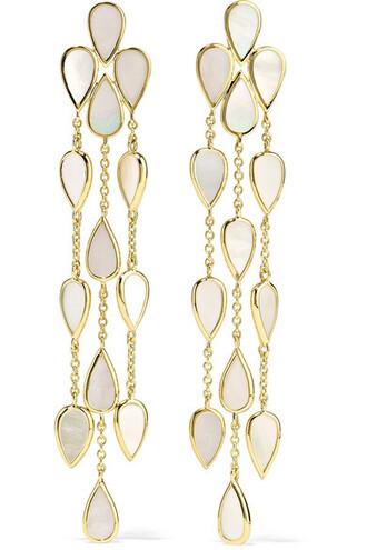 pearl earrings rock pearl candy earrings gold jewels