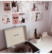 home accessory,record player,retro,tumblr,home decor