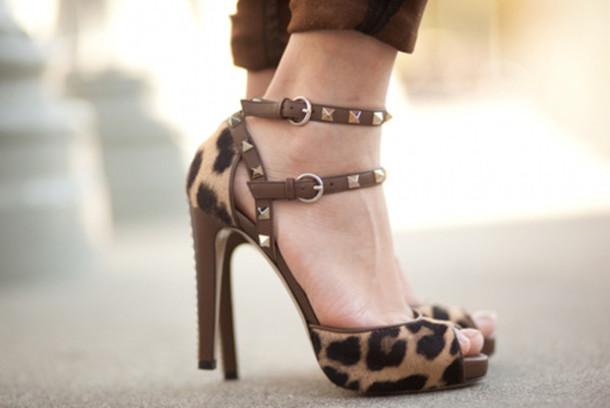 shoes leopard print animal print animal print high heels high heels leopard  print high heels leopard e1bcc89f5