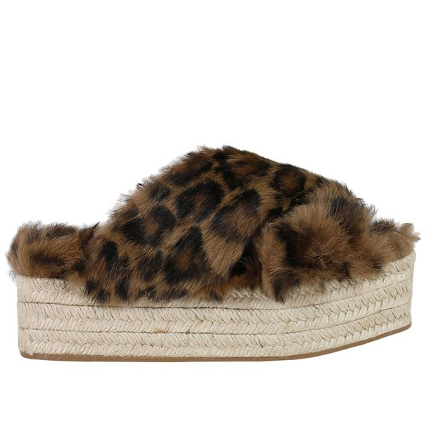 Miu Miu women shoes beige