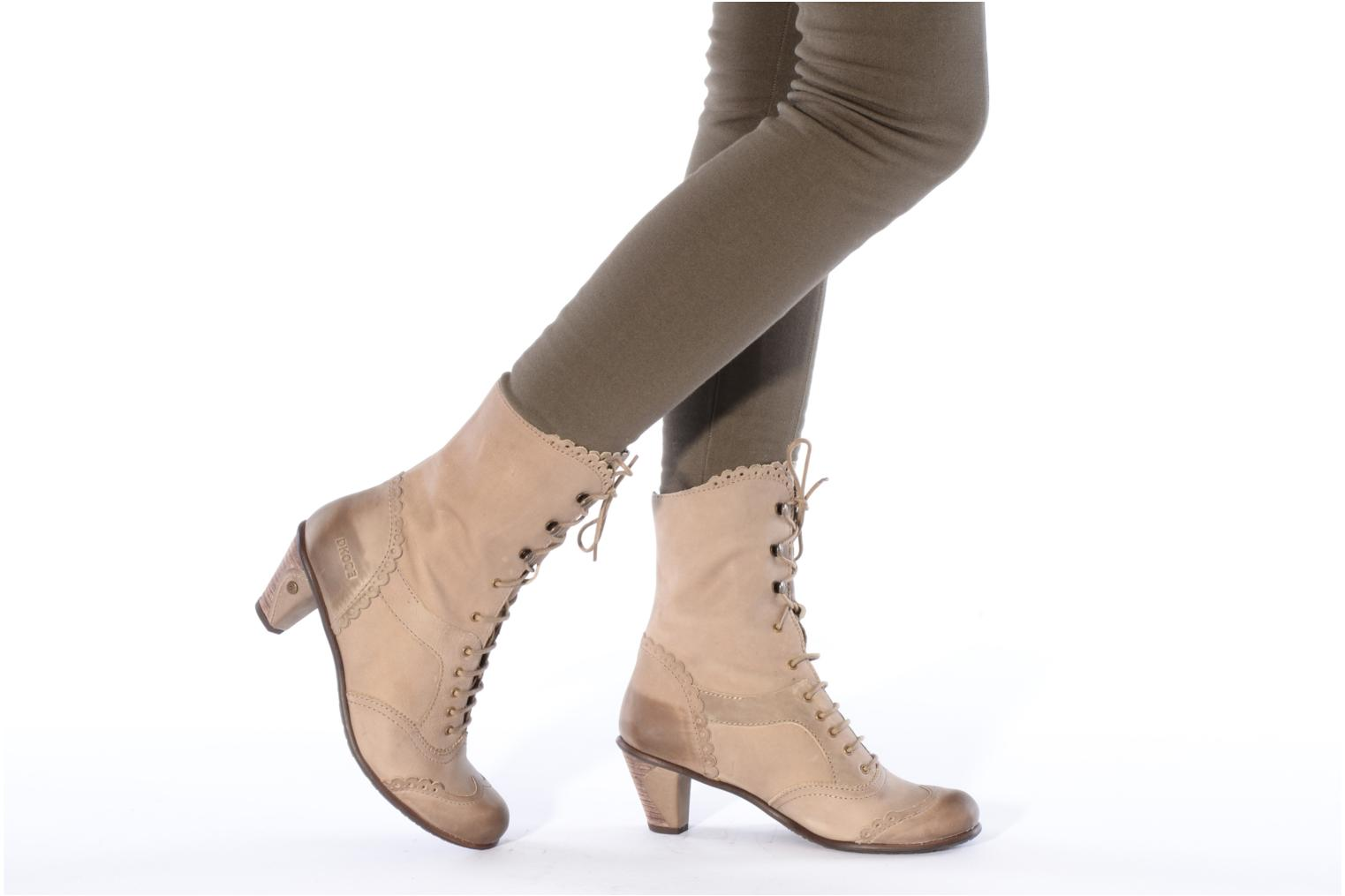 Vilma by Dkode (Beige) | Sarenza UK | Your Ankle boots Vilma Dkode delivered for Free