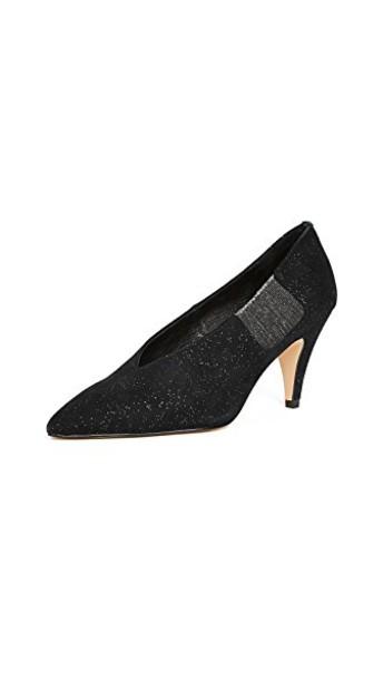 Free People heels black shoes