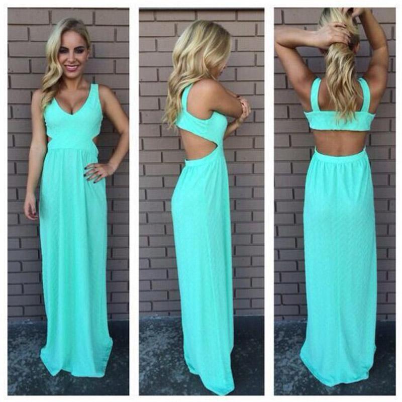 Long Cute Maxi Dresses